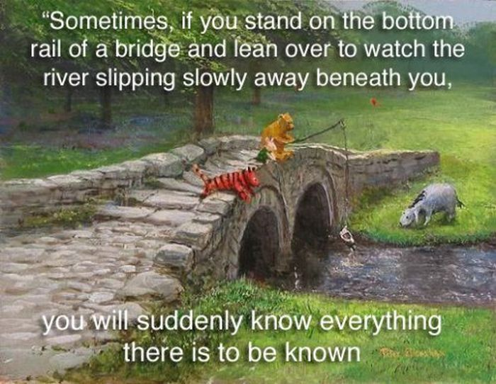 Winnie The Pooh Quotes: Rest In The Lord