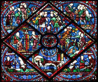 Chartres_-_cathédrale_-_Histoire_de_Joseph