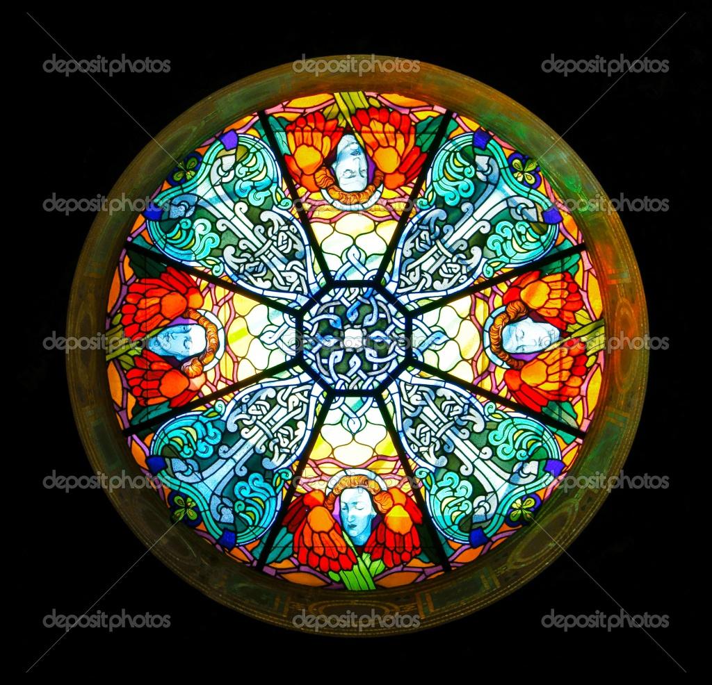 Depositphotos 3833866 Catholic Church Stained Glass Window