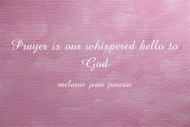 Prayer-is-our-whispered