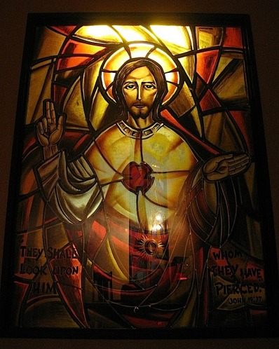 The Sacred Heart #1
