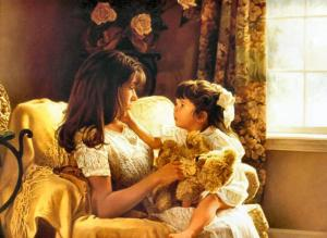 Great Paintings - Mother6