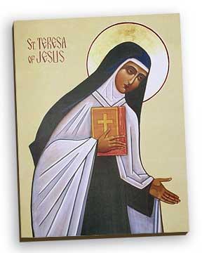 St  Teresa of Ávila: A Doctor of the Church with a Sense of