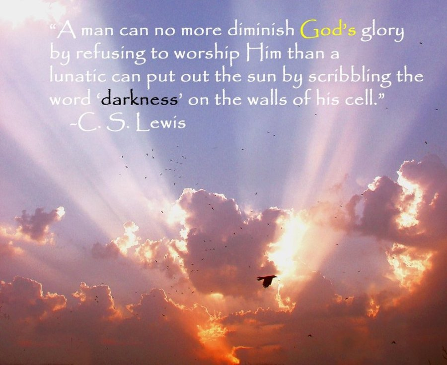 C.S. Lewis on Worship