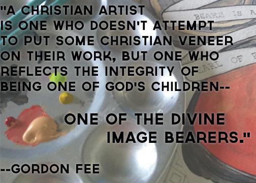 A Christian Artistis…