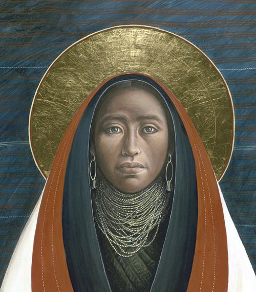 7 QT Friday: Images of Mary for Every Culture