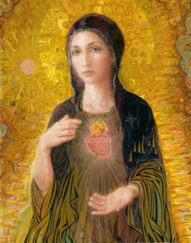 Oct. 13: Pope Francis Consecrates the World to the Immaculate Heart of Mary  (3/6)