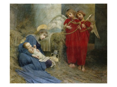 marianne-stokes-angels-and-holy-child