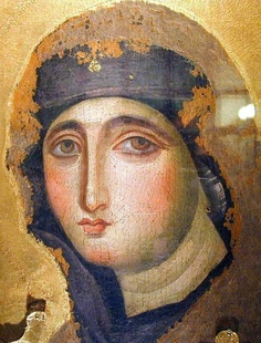 Advocata Nostra, the oldest icon of Mary in Rome,