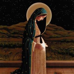 Baby Jesus Healed  and Loved His Mother