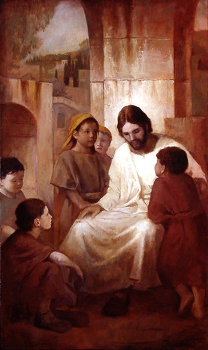 Spirituality: Child's Play