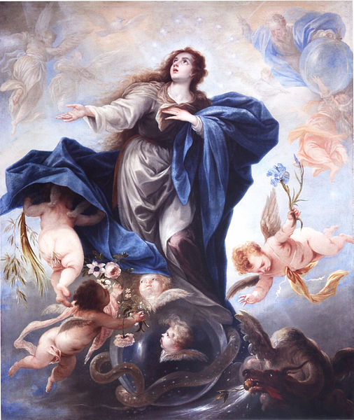 Paintings of the Feast of the Immaculate Conception (4/6)