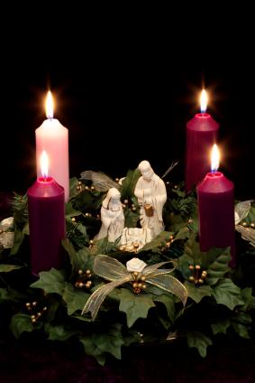 advent wreath prayers joy of nine9. Black Bedroom Furniture Sets. Home Design Ideas