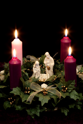 Advent Wreath Prayers (3/4)