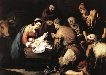 Bartolome_Murillo_-_The_Adoration_of_the_Shepards