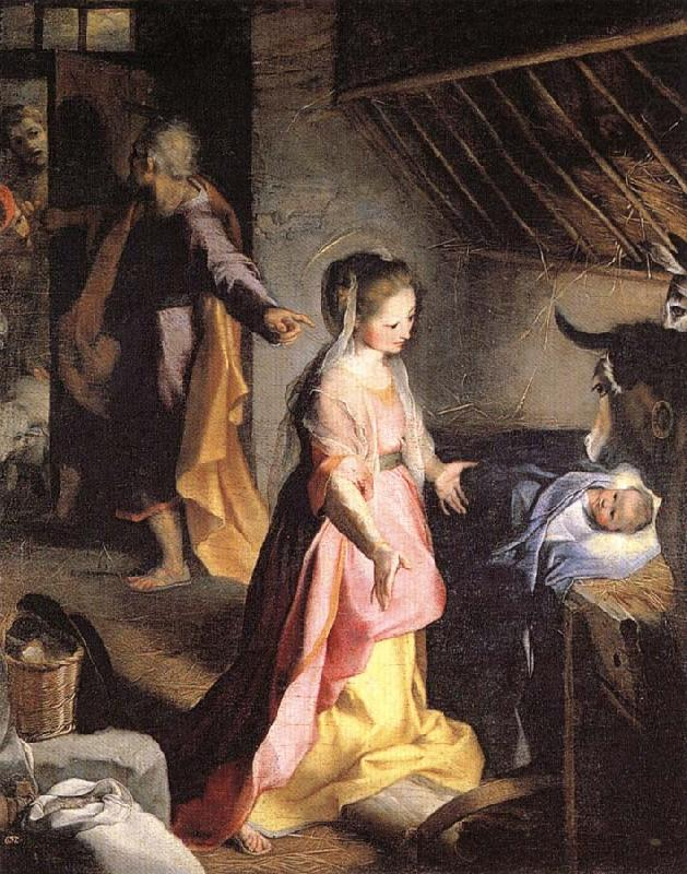 Nativity Scenes Through The Eyes of the OldMasters