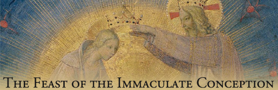 Paintings of the Feast of the Immaculate Conception (1/6)
