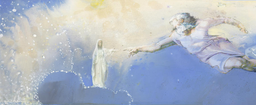 Paintings of the Feast of the Immaculate Conception (2/6)