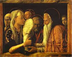 Andrea Mantegna. Start Date: 1465