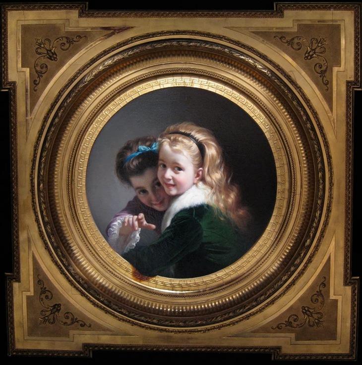 kids Dos_niñas-by_pere_borrell_del_caso