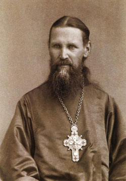 WISDOM FROM The Orthodox Church: St. John of Kronstadt