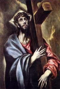 Christ Carrying the Cross El Greco, 1600-05, Museo del Prado, Madrid