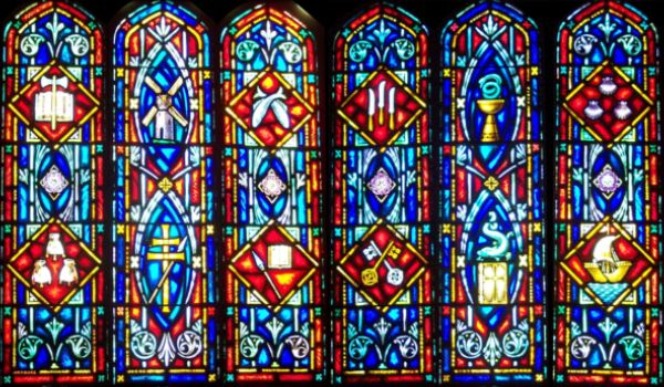 christian-symbols-stained-glass-church-window-background
