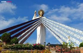 Divine MercY Shrine El Salvador City.