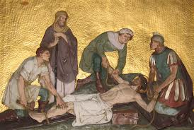 Stations of the Cross 11 with Joan Chittister, OSB