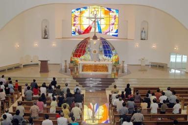 divine mercy church- malaysia