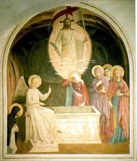 fra angelico resurrection