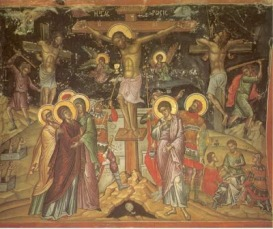 The Passion of Christ According to Theophanes the Cretan