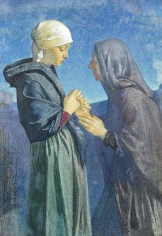 Feast of the Visitation Through  The Eyes of Art History