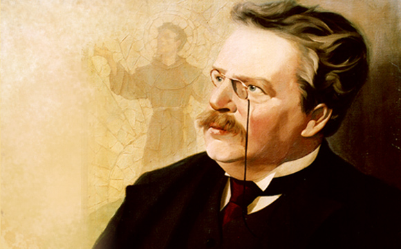 WOW: Words of Wisdom from G.K. Chesterton