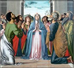 Children's Sermon Pentecost Sunday
