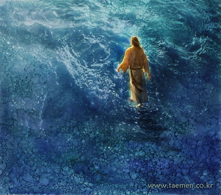 Peter ALMOST Walks on Water: Gospel Reflection for Aug. 4