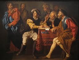 The Calling of Saint Matthew, circa 1629 |