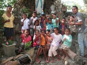 Timor Leste Children's Rosary 10.5