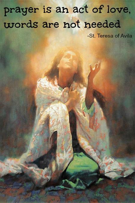 Saint Teresa of Avila:  Funny, Smart,Holy