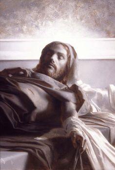 Allegory of the Resurrection of Jesus Christ by Patrick Devonas