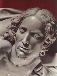Michelangelo : Pietà (Détail) 1499