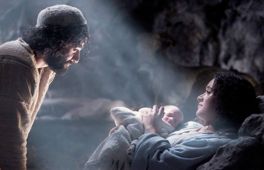 The Simple Story of Christmas…