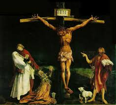 Mathias Grünewald, Crucifixion, Isenheim Altarpiece, c.1512/15