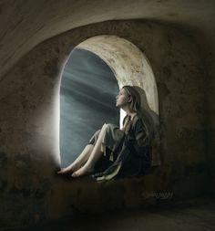 The Annunciation Through NewEyes