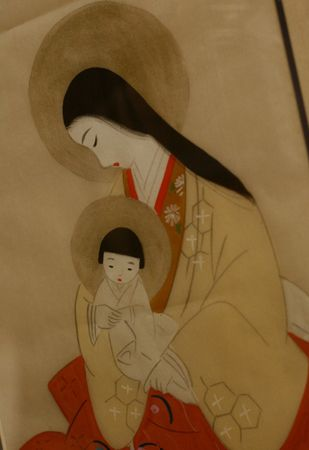 Madonna-and-child-japan