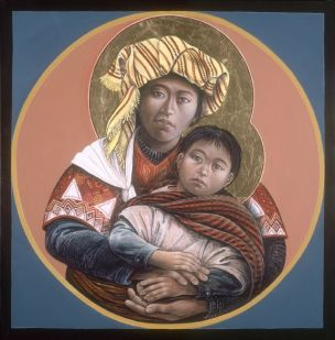 JOHN GIULIANI, Guatemalan Madonna Child