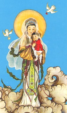 "John Lu Hung-Nien, ""Our Lady of China"""