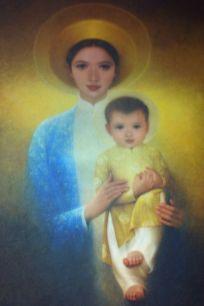 Virgin of of Lavang