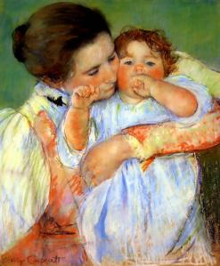 8574_o_cassatt_mother_child_green
