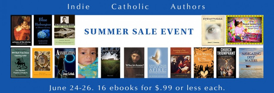 Come Meet 15 Catholic Indie Authors
